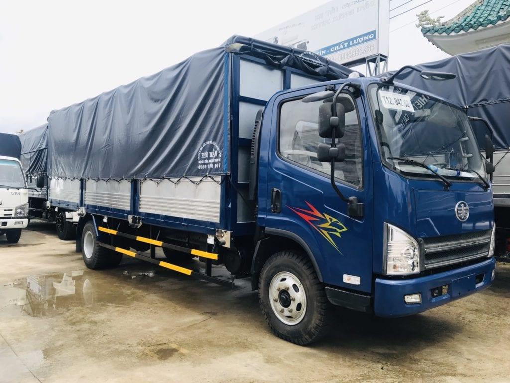 dịch vụ cho thue xe tải chở hàng giá rẻ