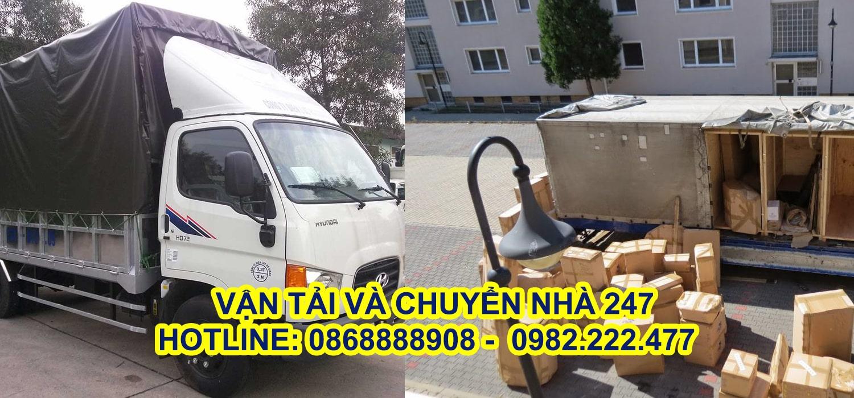 Dịch vụ vận chuyển hàng hoá giá rẻ tại tphcm