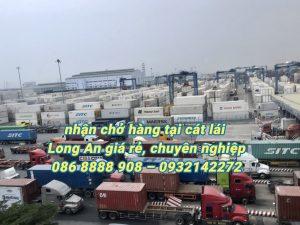 cho thuê xe tải chở hàng cát lái
